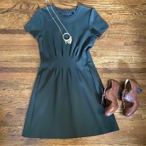 Madewell Parkline Olive Dress
